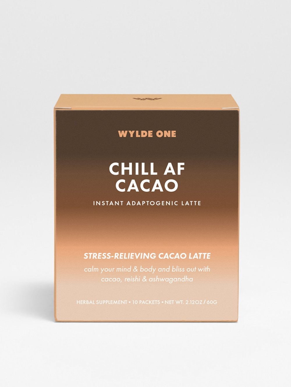Chill AF Cacao l Wylde One