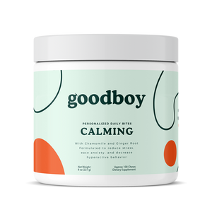 Calming Formula | Personalized Daily Bites