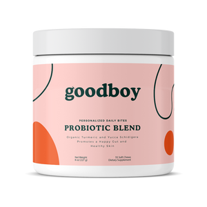 Probiotic Formula | Personalized Daily Dog Bites