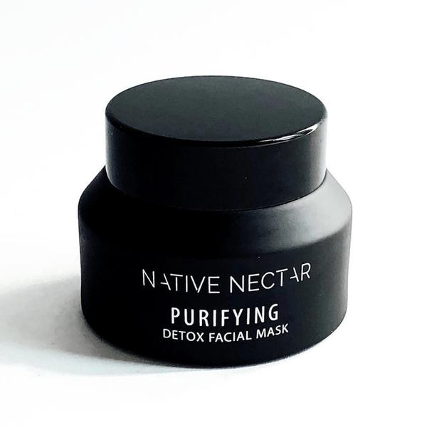 Purifying Face Mask l Native Nectar Botanicals