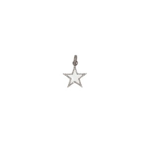 Enamel Star Mini