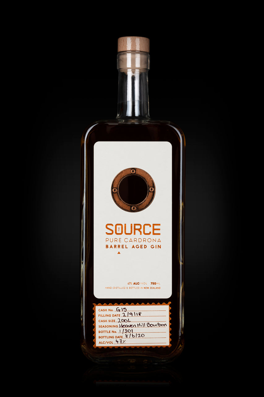 The Source - Heavenhill