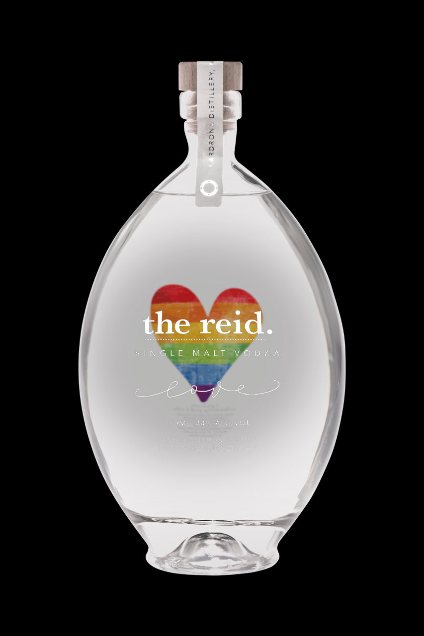'the reid' Love vodka