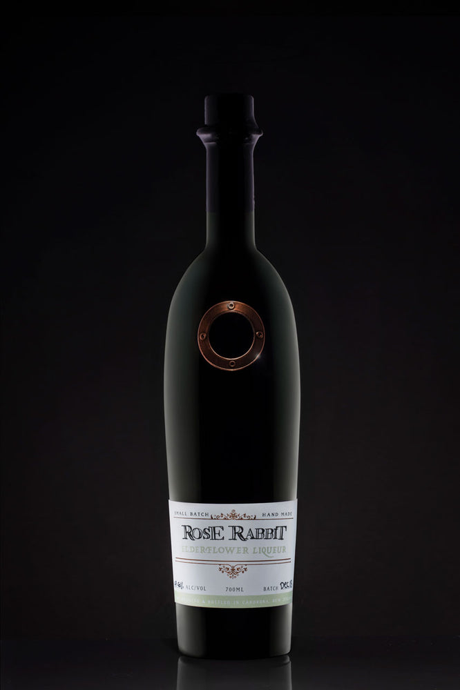 Rose Rabbit Elderflower Liqueur