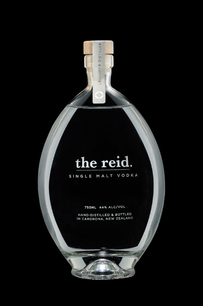 'the reid' - Single Malt Vodka