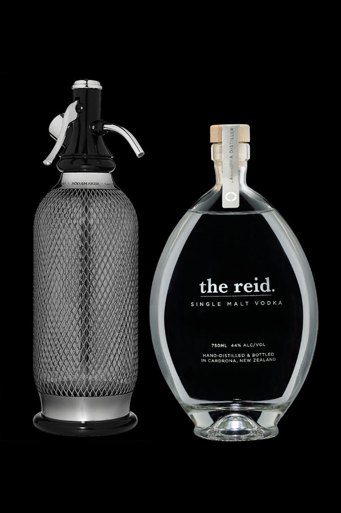 the reid with Soda Maker Set
