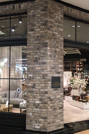 HW0104 TrikBrik Urban Brick Cladding
