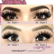 Load image into Gallery viewer, Full Magnetic Lashes 3D-1 - Kimberley's Store