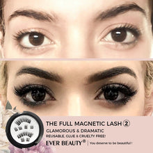 Load image into Gallery viewer, The Full Magnetic Lash One Case/Two Pairs (Natural & Dramatic) - Kimberley's Store