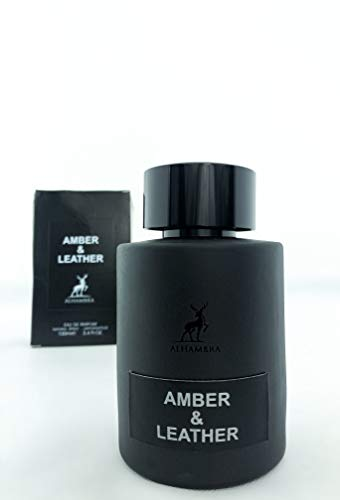 Amber & Leather ~ For Him - Kimberley's Store
