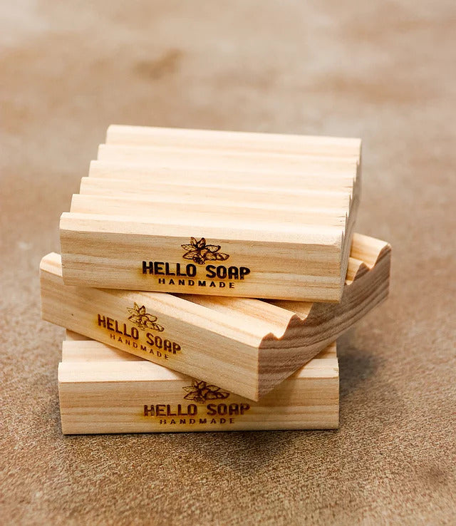 Wooden Soap Stand - Kimberley's Store