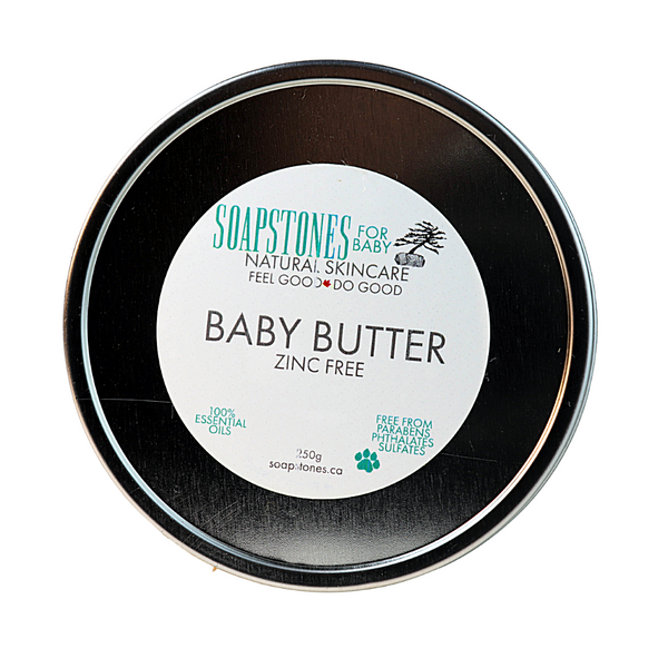 Baby Butter - Soapstones Natural Skincare