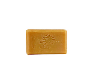 Cedar and Saffron Bar Soap - Soapstones Natural Skincare