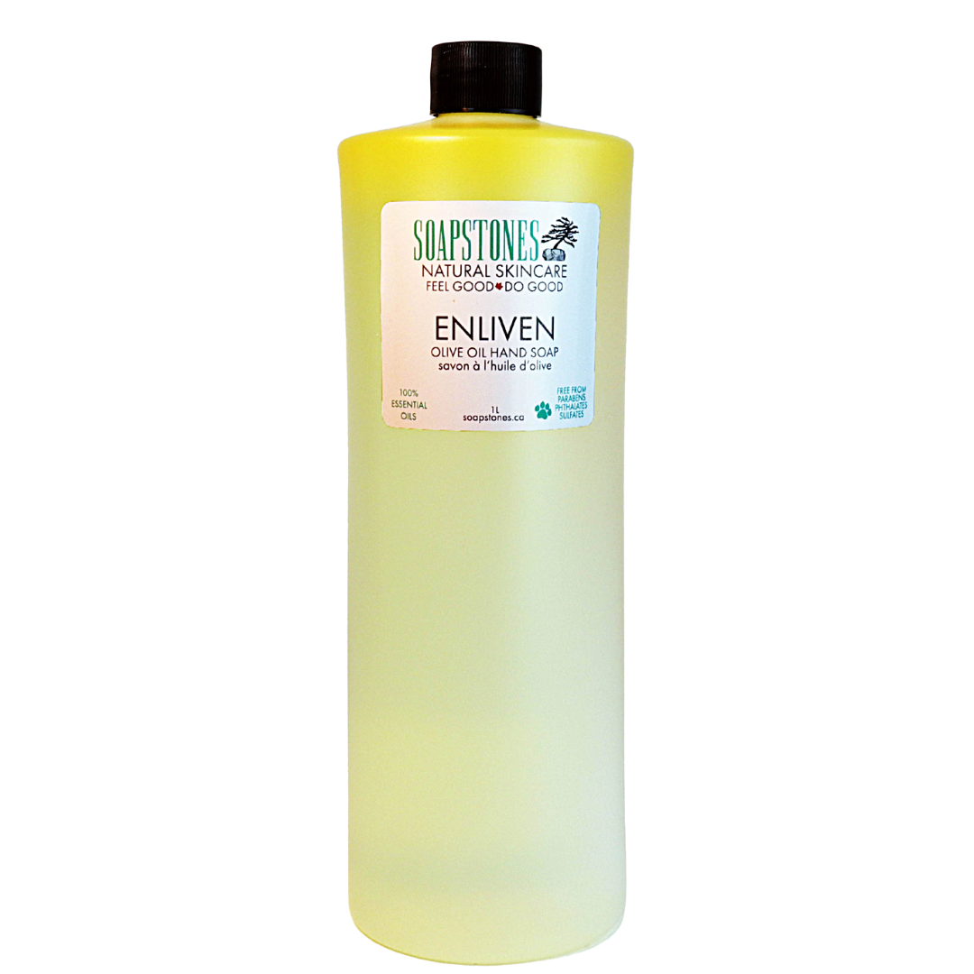 Enliven Foaming Olive Oil Hand Soap Refill