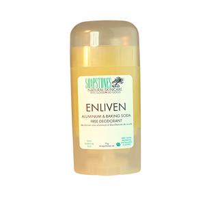 Enliven Deodorant - Soapstones Natural Skincare