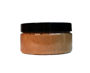 Mocha Mud Body Scrub - Soapstones Natural Skincare