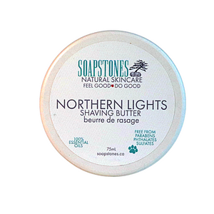 Northern Lights Shaving Butter Compostable