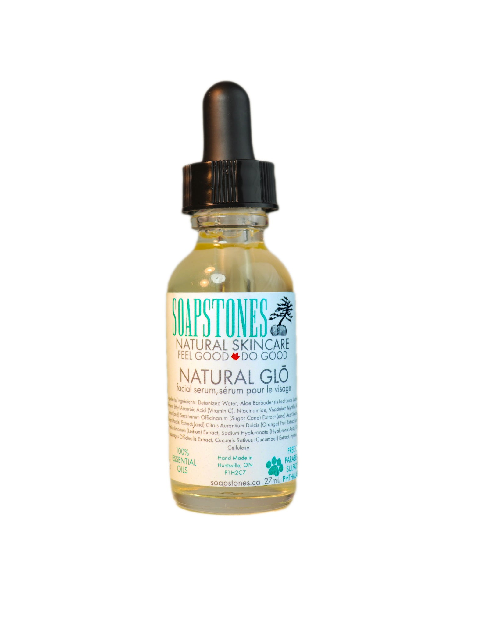 Natural Glō Serum - Soapstones Natural Skincare