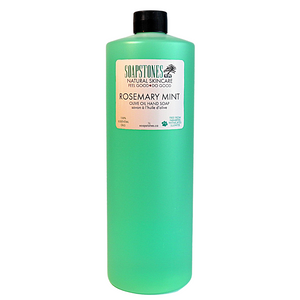 Rosemary Mint Foaming Olive Oil Hand Soap Refill