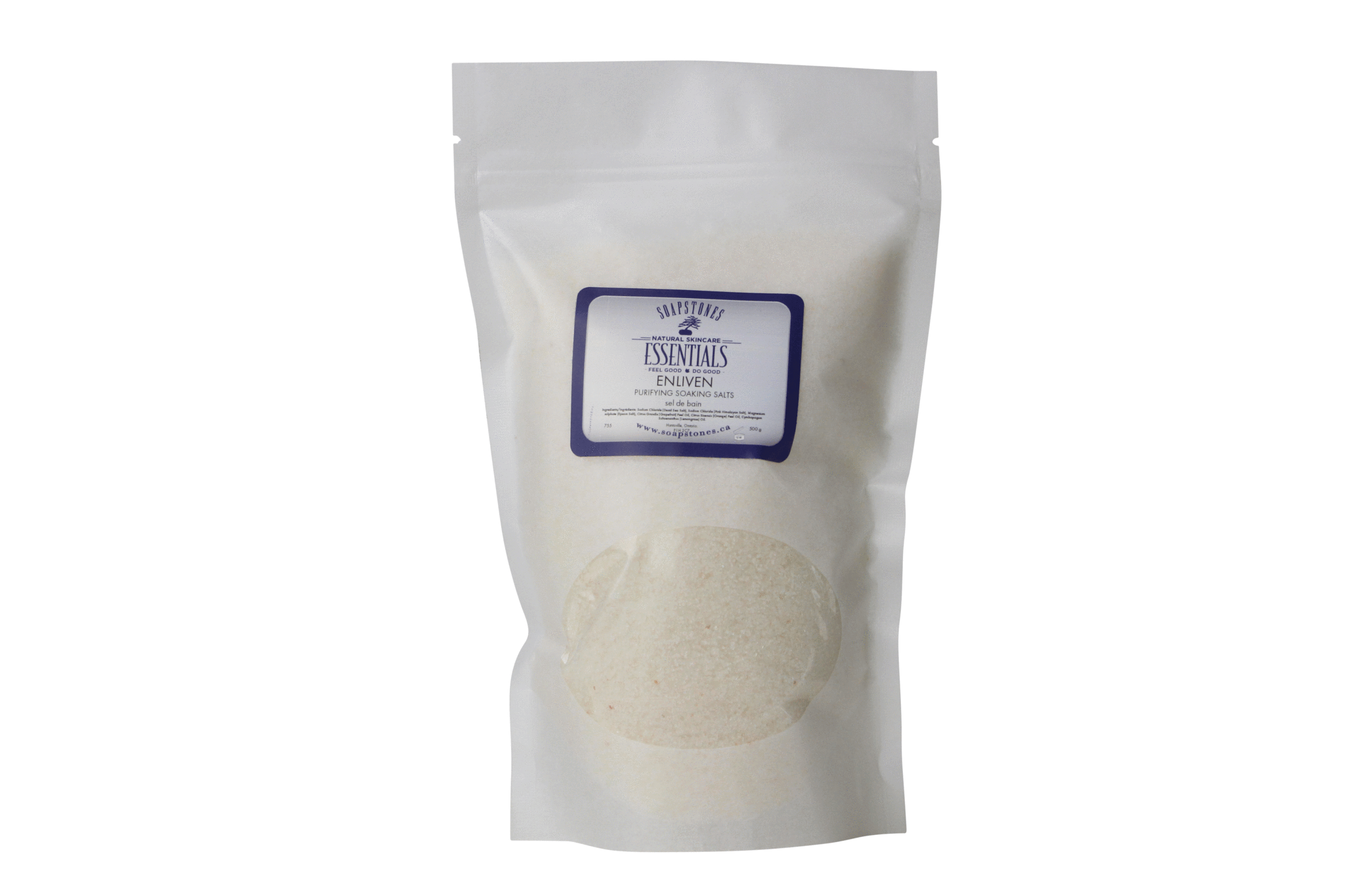 Enliven Purifying Soaking Salts