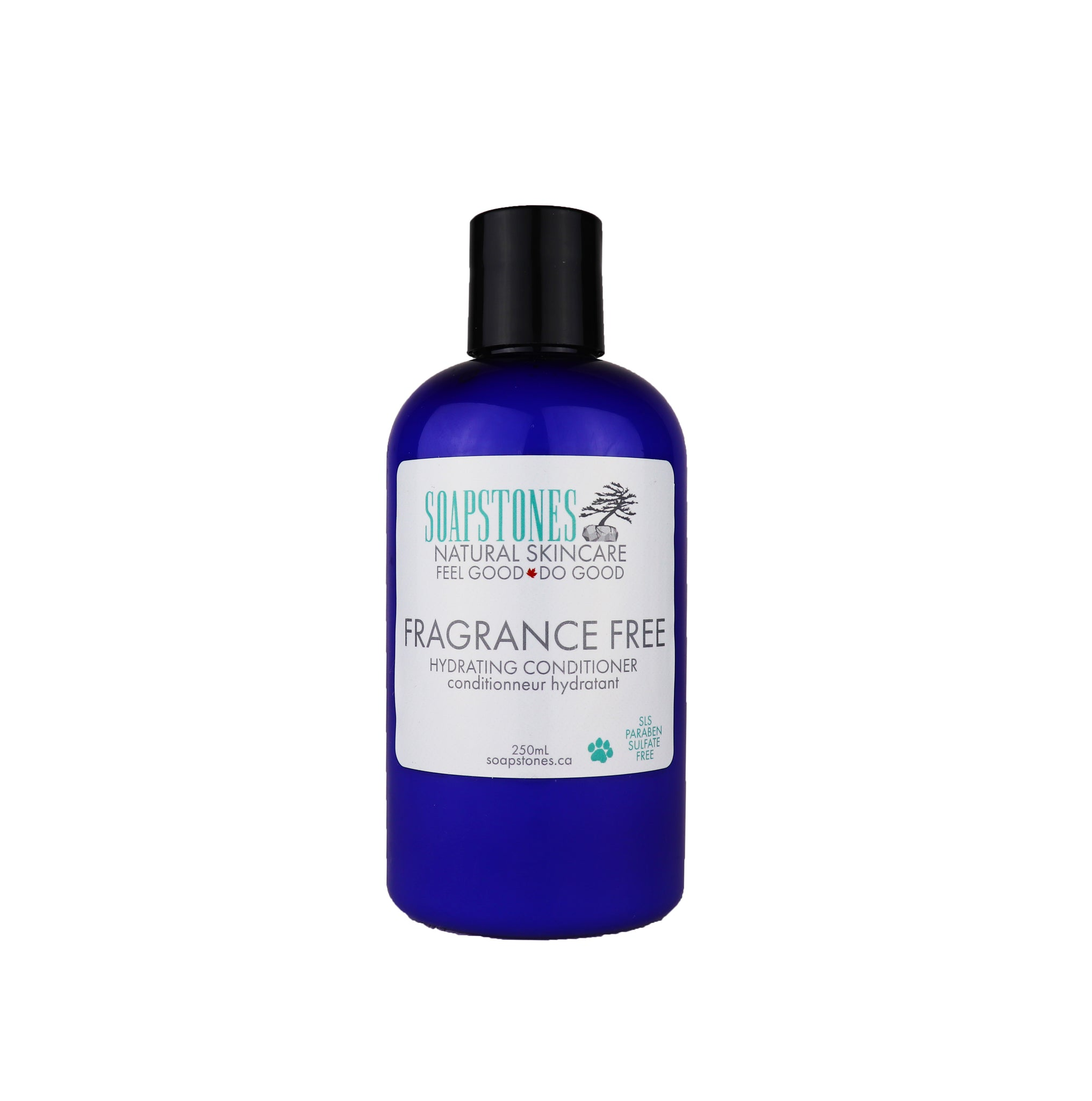 Fragrance Free Hydrating Conditioner - Soapstones Natural Skincare