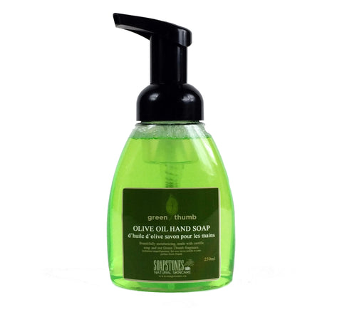 Green Thumb Olive Oil Hand Soap