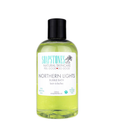 Northern Lights Bubble Bath