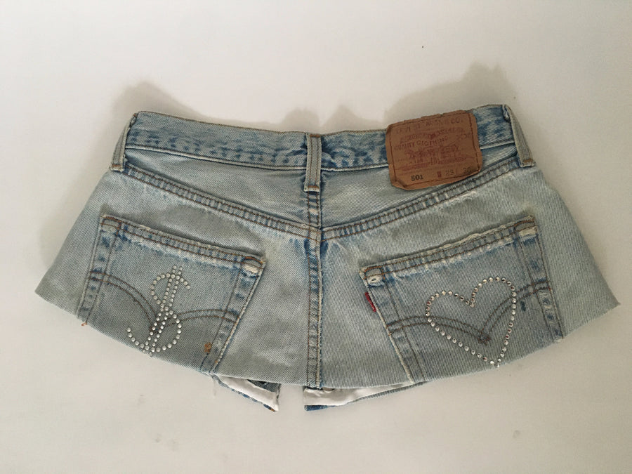 denim skirtbelt