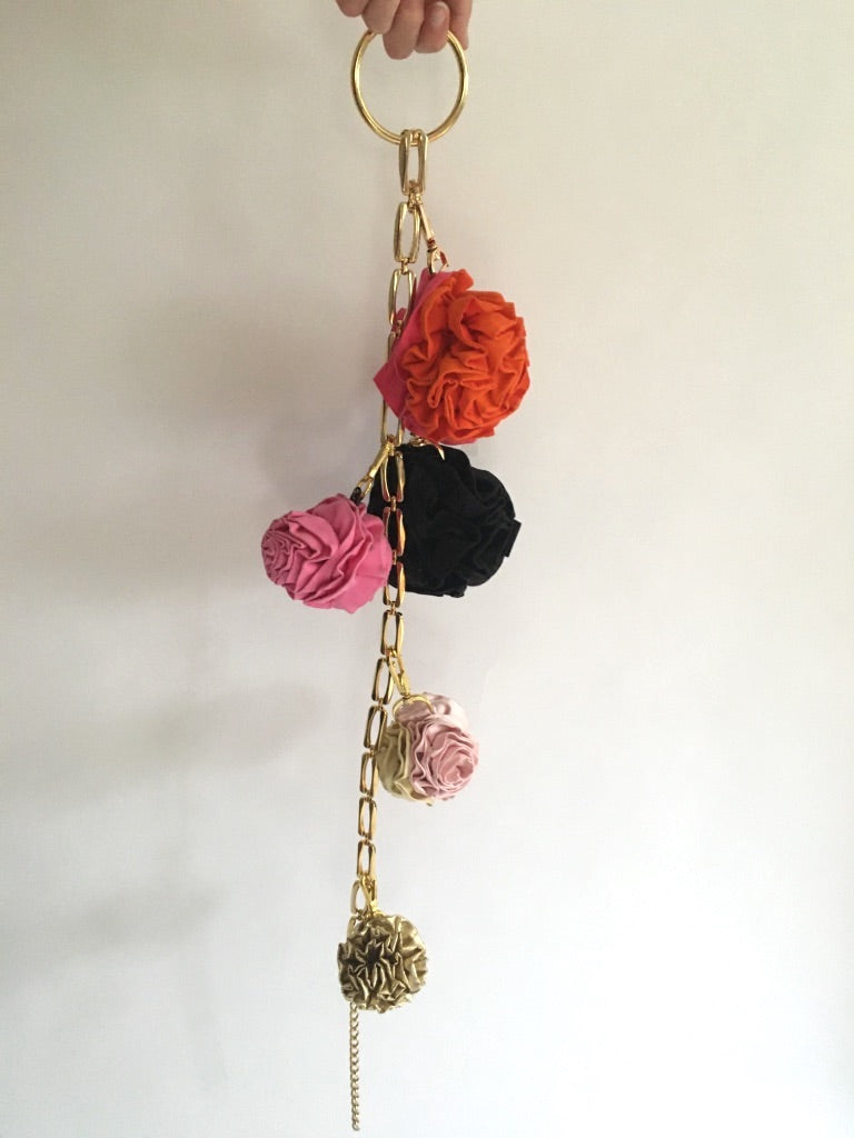 One of a kind rose bracelet