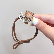 Load image into Gallery viewer, Hot Sale Korean Simple Scrunchie Women Girls Elastic Hair Rubber Bands Accessories Tie Hair Rope Ring Holder Ornaments Headdress