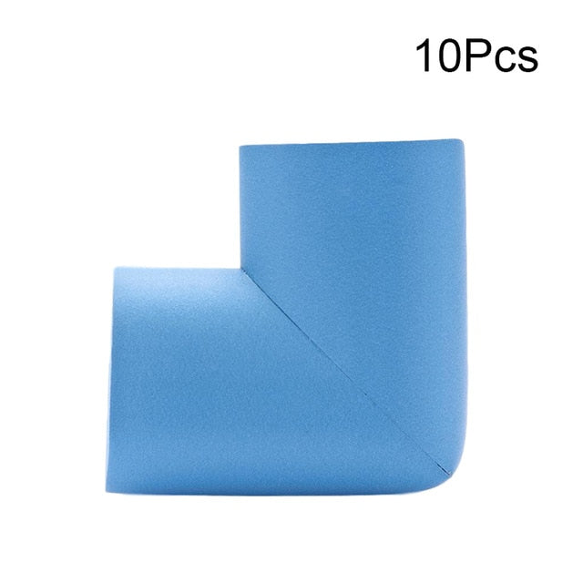 5/10Pcs Child Baby Safety Corner Furniture Protector Strip Soft Edge Corners Protection Guards Cover for Toddler Infant