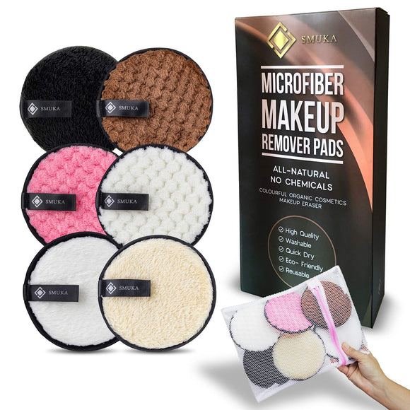 Reusable Makeup Remover Pad Face Cleansing -beauty