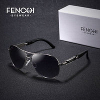 Vintage Polarized Mirror Sunglasses