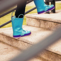 Kids Waterproof Rain Boots