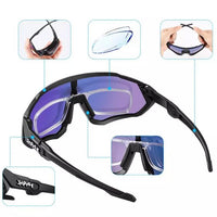 Photochromic Sport Sunglasses