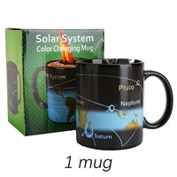 Space Color Changing Mug