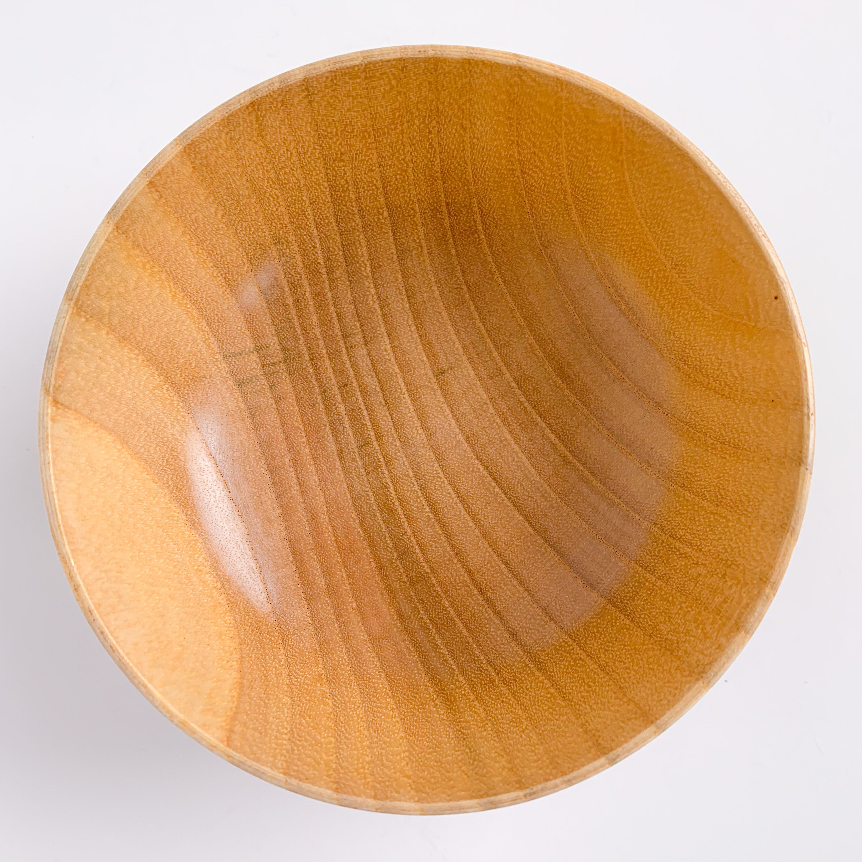 Suction + Beech Wood Bowl • spearmint