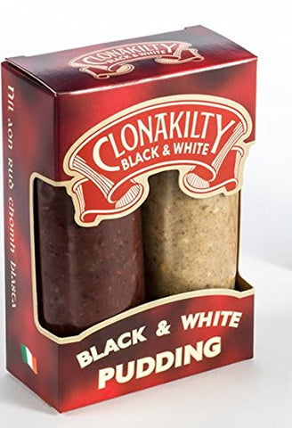 Clonakilty Black and White pudding duo (260gr)