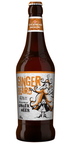 Wychwood Ginger Beard 50cl bottle