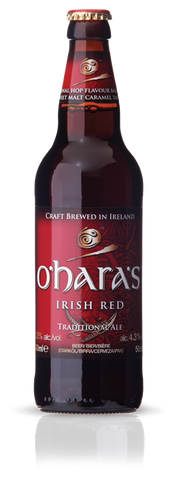 O'Hara's Irish Red 33cl