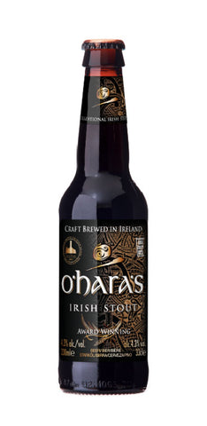 O'Hara's Irish Stout 33cl