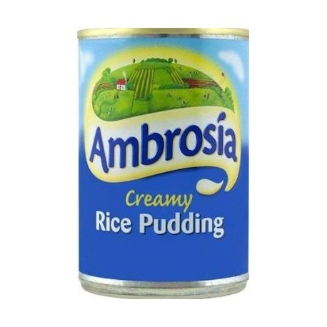 Ambrosia creamy Rice pudding 400gr