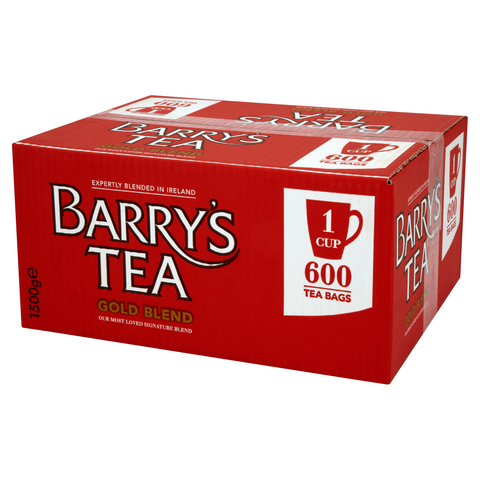 Barry's Tea. Gold, 600 teabags