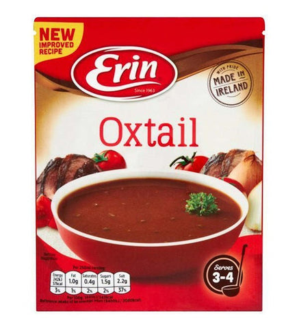 Erin Oxtail soup mix