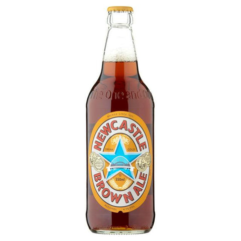 Newcastle Brown Ale 55cl