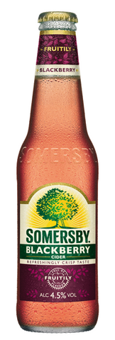 Somersby Blackberry 33cl