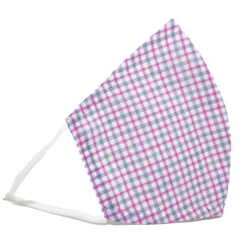Bubble Gum Plaid (Youth)