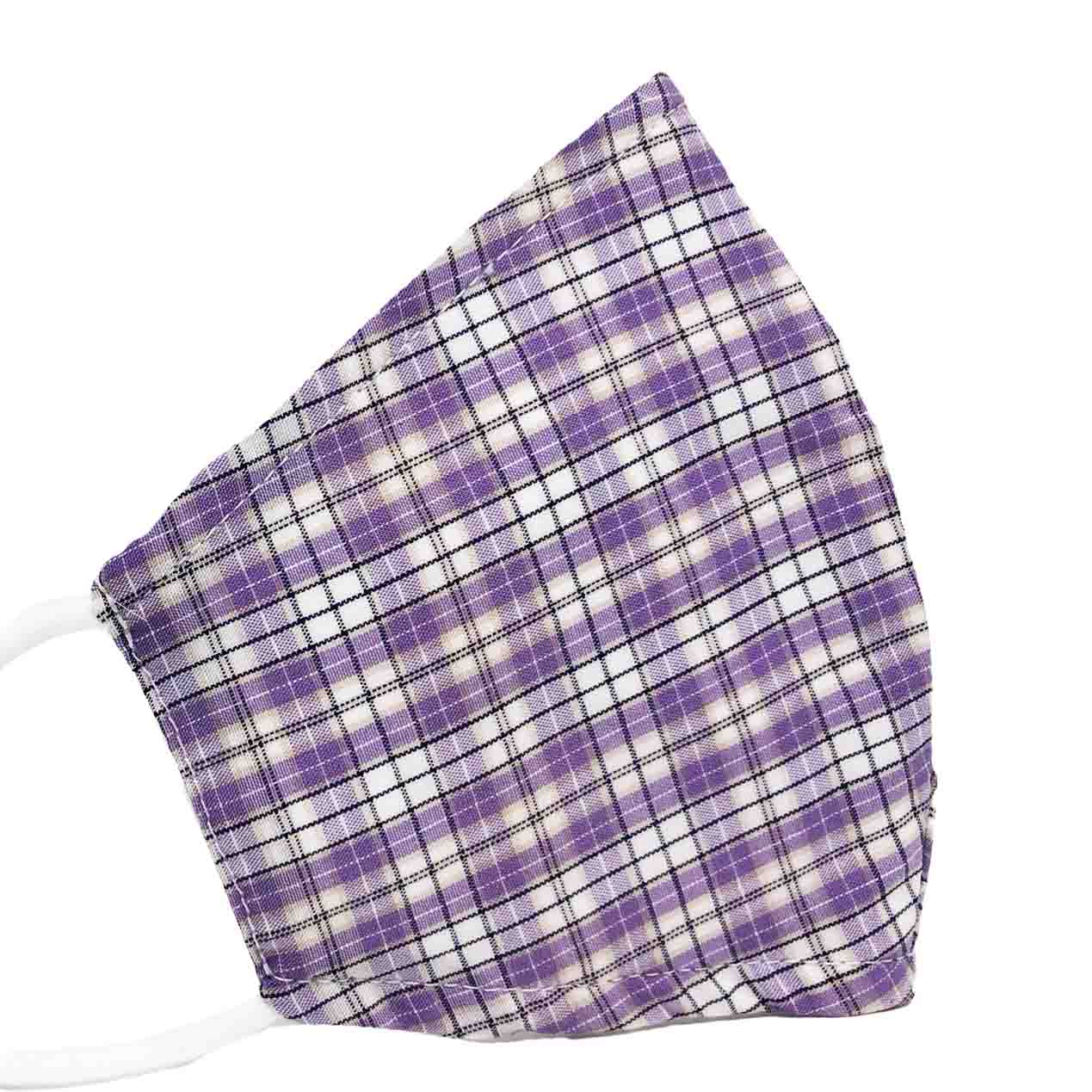 Purple Plaid (Youth)