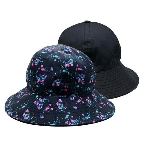 The Pandora Bucket Hat (Reversible) - Dark Matter