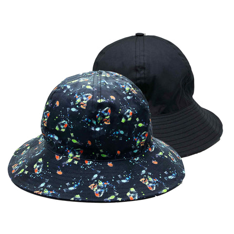 The Pandora Bucket Hat (Reversible)- Aurora